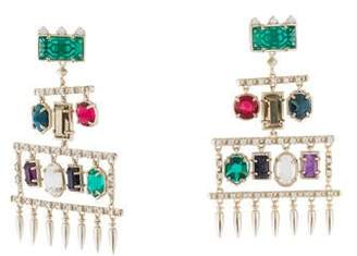 Kendra Scott Crystal Drop Earrings