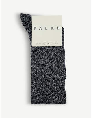 Falke Shiny metallic socks