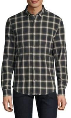IRO Prostekt Plaid Woven Shirt
