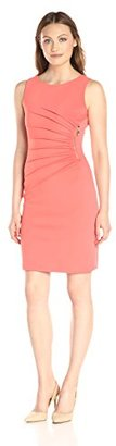 Ivanka Trump Women's Scuba Dress $138 thestylecure.com