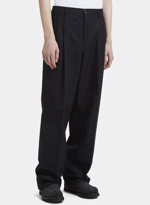 Raf Simons Chino Pants in Black