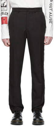 Stolen Girlfriends Club Black Lithium Suit Trousers