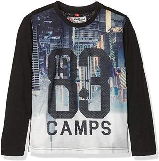 Camps Boy's J10 1285 T-Shirt,(Manufacterer Size: 8)