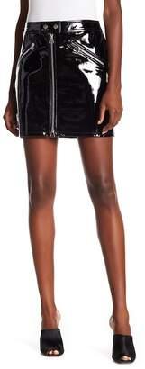 Rag & Bone Racer Zip Skirt