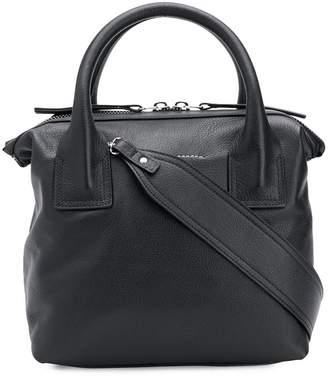 MM6 MAISON MARGIELA Pebbled leather shoulder bag