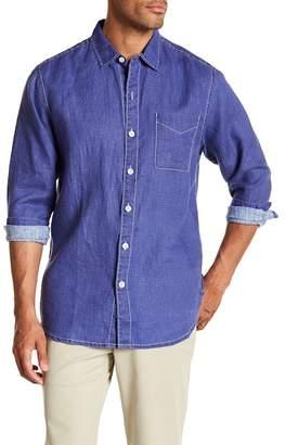 Tommy Bahama Waikiki Sea Glass Breezer Relaxed Fit Shirt
