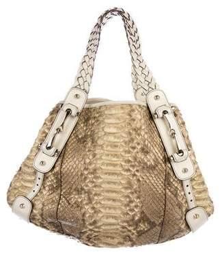Gucci Python Pelham Bag