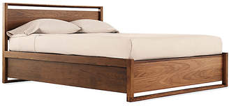 Design Within Reach Matera Bed, Brown, Queen