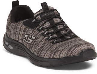 Melange Bungee Sneakers