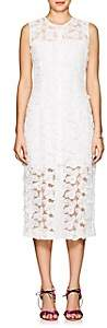 Barneys New York Women's Floral-Lace Dress-White