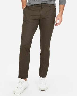 Express Extra Slim Winkle-Resistant Stretch Dress Pant