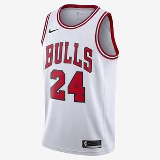 Nike Lauri Markkanen Association Edition Swingman (Chicago Bulls) Men's NBA Connected Jersey
