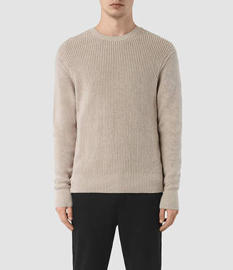 AllSaints Rothay Crew Sweater