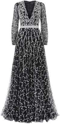 Jovani Sequin Embellished Gown