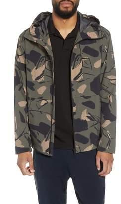 Theory Wright Delfine Hooded Jacket