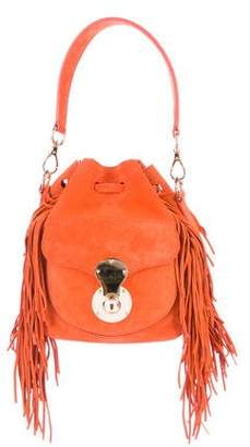 Ralph Lauren Small Ricky Bucket Bag w/ Tags