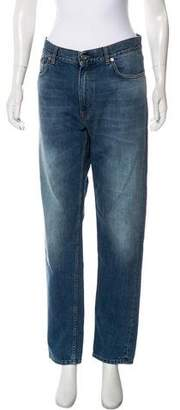 Acne Studios High-Rise Straight-Leg Jeans w/ Tags