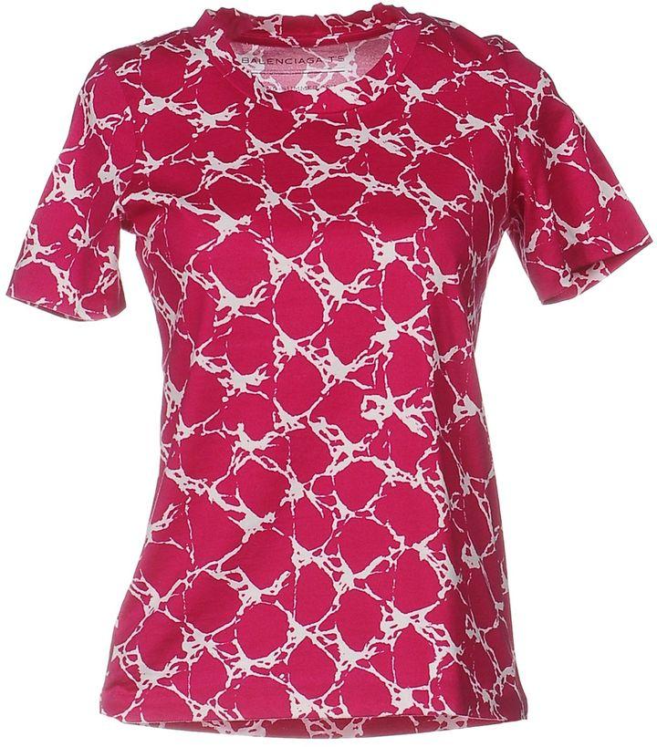 Balenciaga BALENCIAGA T-shirts