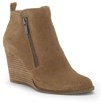 Lucky Brand Yesterr Wedge Bootie
