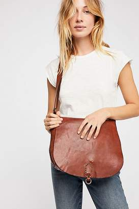 Campomaggi Piacenza Distressed Messenger Bag