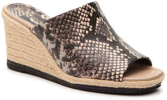 Enzo Angiolini Phylicia Espadrille Wedge Sandal - Women's
