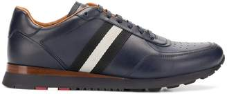 Bally side stripe low-top sneakers