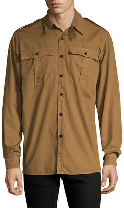 Dries Van Noten Shoulder Tab Sportshirt