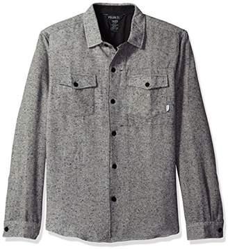 Poler Men's Zilla Woven Shirt