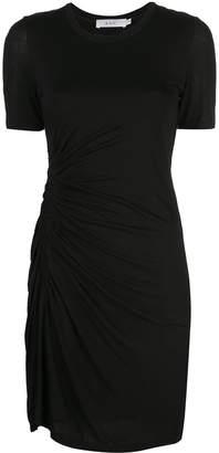 A.L.C. ruched T-shirt dress