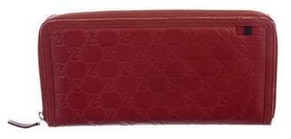 Gucci Guccissima Organizer Wallet
