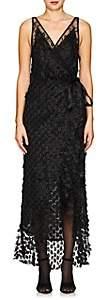 MANNING CARTELL Women's Supreme Extreme Embellished Wrap Dress - Black