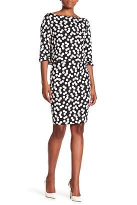 Leota Printed Popover Dress