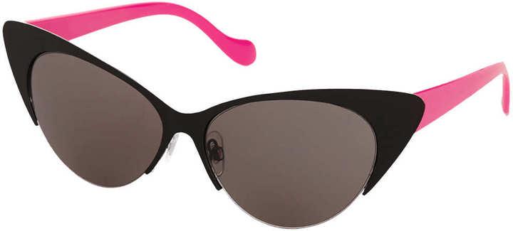 Cat Eye Metal frame cateye sunglasses