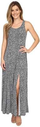 MICHAEL Michael Kors Abstract Maxi Dress Women's Dress