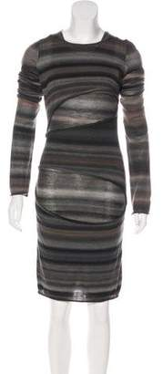 A.L.C. Wool Sweater Dress
