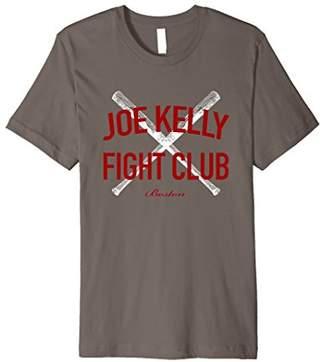 Red Tee Premium Joe Kelly Fight Shirt for Boston Fans