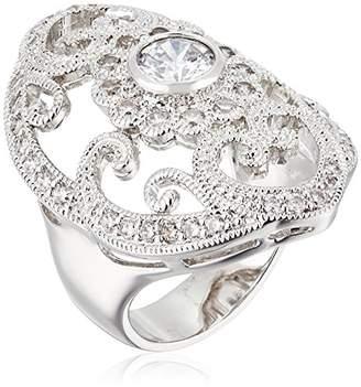 Marquis Cubic Zirconia Vintage Ring
