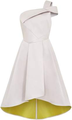 Outline - The Champagne Rosehill Dress