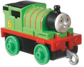 Thomas & Friends Boys TrackMaster Small Push Along Percy Engine