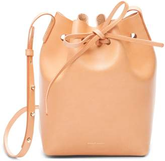 Mansur Gavriel Cammello Mini Bucket Bag - Raw