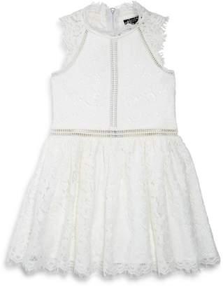 Bardot Junior Girls' Lace Panel Dress