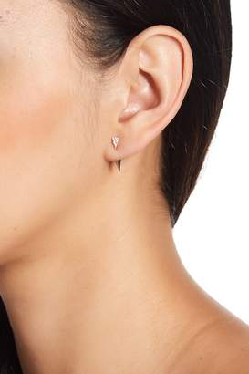 Candela 14K Yellow Gold Triangle Ear Jackets