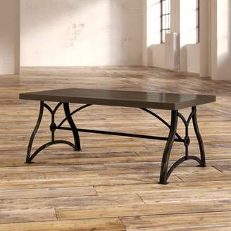 17 Stories Winona Industrial Coffee Table