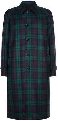 Burberry Reversible Wool Coat