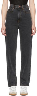 Etoile Isabel Marant Black Corsyj Jeans