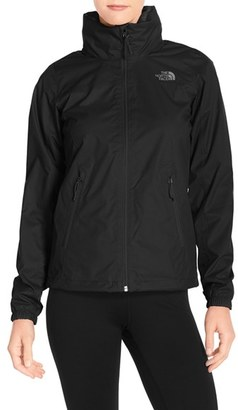 Women's The North Face 'Resolve Plus' Waterproof Jacket $99 thestylecure.com