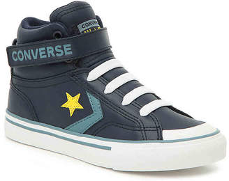 1125be6193ba Converse Pro Blaze Strap Toddler   Youth High-Top Sneaker - Boy s