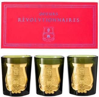 Cire Trudon Revolutionary Scents Gift Set