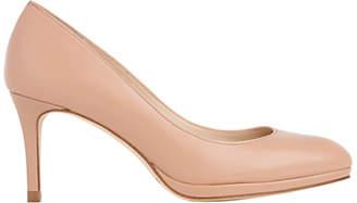 LK Bennett L.K.Bennett Sybila Platform Court Shoes