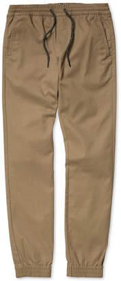Volcom Big Boys Modern Drawstring Jogger Pants